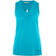 VAUDE Skomer Top Women cyan